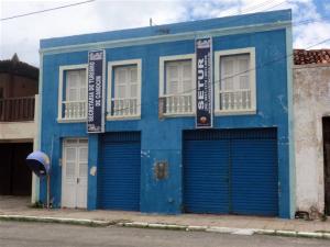 Sede da Secretaria de Turismo não tem vigilante (Foto: Flávio Silva / Blog Camocim)