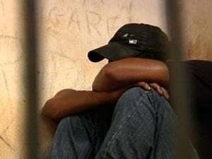 Estudante é preso após agredir agente de trânsito em Rio Verde, Goiás (Foto: Reprodução/TV Anhanguera)