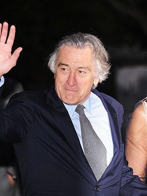 Fundador do Tribeca, Robert De Niro abre a edição 2012 do festival nova-iorquino, em 17 de abril (Foto: Jamie McCarthy/Getty Images/AFP)