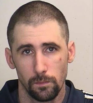 O canadense Lee Moir, que se passaria por Justin Bieber na internet para abusar de menores (Foto: AP/Essex County, N.J., Prosecutor's Office)