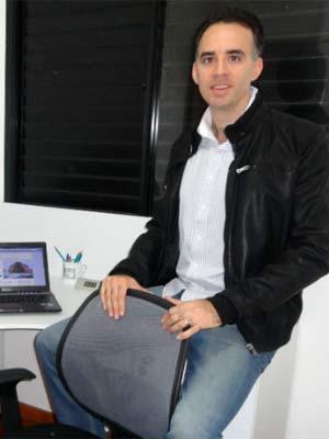 O administrador André Wilson, que fez 'treinamento' para concurso público (Foto: Reprodução/Arquivo pessoal)