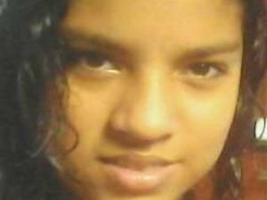 Polícia de Goiás procura índia carajá de 12 anos desaparecida desde 4 de abril (Foto: Divulgação/Arquivo Pessoal)