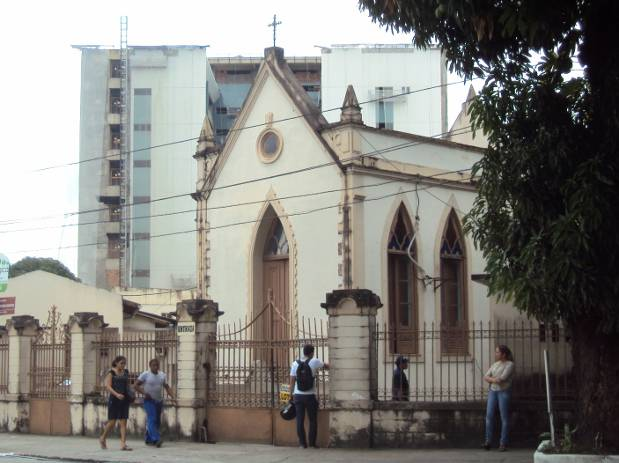 Fundação Santa Casa de Misericórdia do Pará (Foto: Thaís Rezende)