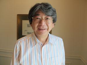 Fukushima, presidente da Square Enix, quer montar escritório no Brasil (Foto: Gustavo Petró/G1)