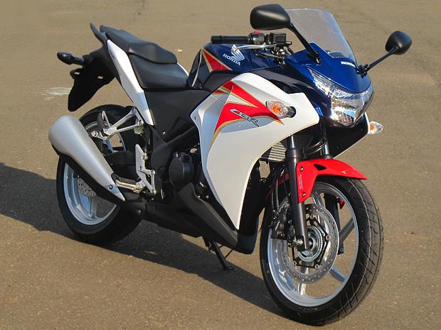Honda CBR 250R (Foto: Rafael Miotto/ G1)