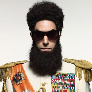 sacha baron cohen o ditador (Foto: Divulgação)