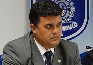 Joselito Kherle - gestor do DHPP de Pernambuco (Foto: Luna Markman / G1)