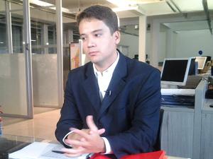 Kleber Moreira, gerente do Procon-MA (Foto: Zeca Soares/G1)