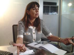 Lítia Cavalcanti, promotora de Defesa do Consumidor (Foto: Zeca Soares/G1)