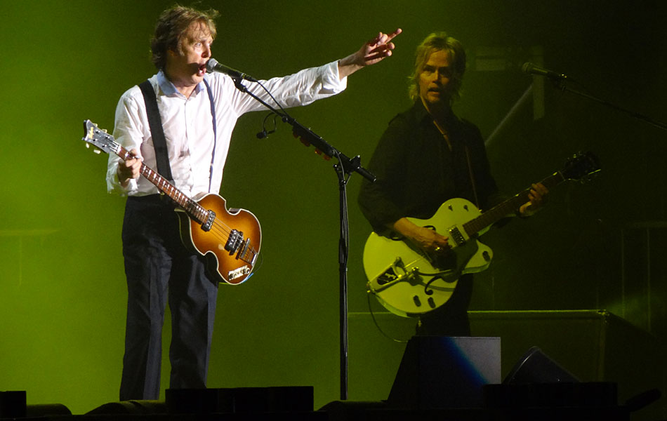 Show de Paul McCartney no Recife