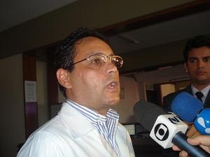 Wandervan Azevedo é o diretor-técnico da UTI do IGO (Foto: Versanna Carvalho/G1 GO)