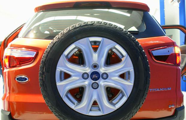 novo ford ecosport (Foto: Egi Santana/G1)