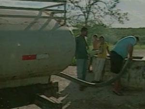 Estiagem afeta 60% das cidades da Paraíba (Foto: Reprodução/Tv Paraíba)