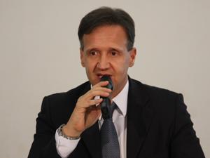 Secretário de Segurança Pública comenta morte de Décio Sá (Foto: Flora Dolores/O Estado)
