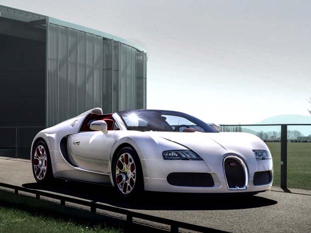 auto esporte bugatti apresenta nova vers o especial do veyron em pequim. Black Bedroom Furniture Sets. Home Design Ideas