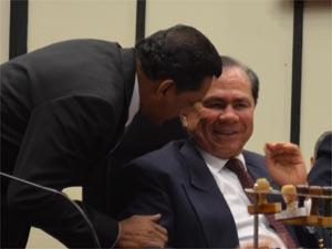 Presidente da Câmara de Ribeirão Preto , Cícero Gomes. (Foto: Leandro Mata/G1)