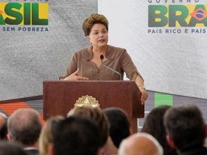 Documento foi assinado em evento no Palácio do Planalto (Foto: Divulgação/ Presidência)