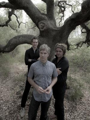 Integrantes da banda americana Nada Surf (Foto: Divulgação)