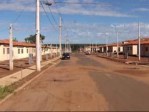 Nova reunião é realizada para discutir problemas em Bairro de Uberlândia (Foto: Reprodução/TV Integração)