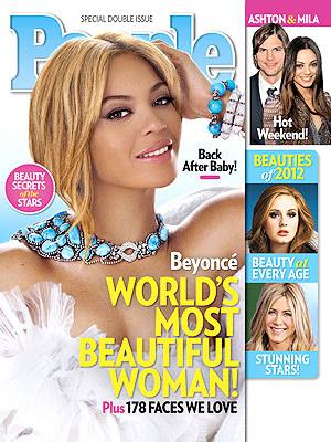 Capa da revista que elegeu a cantora (Foto: Reprodução)