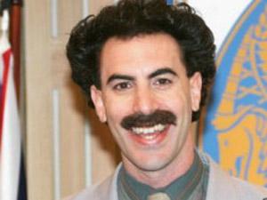 Sacha Baron Cohen, ator de 'Borat' (Foto: Getty Images / BBC)