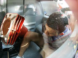 ataque defensoria pública (Foto: Mario Ângelo/Sigmapress/AE)