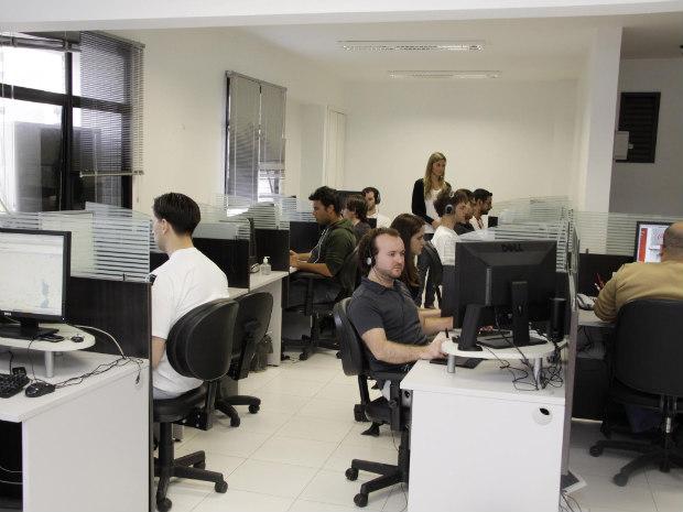 Clientes de empresa de web design reclamaram por causa da lentidão do sistema. (Foto: Divulgação)