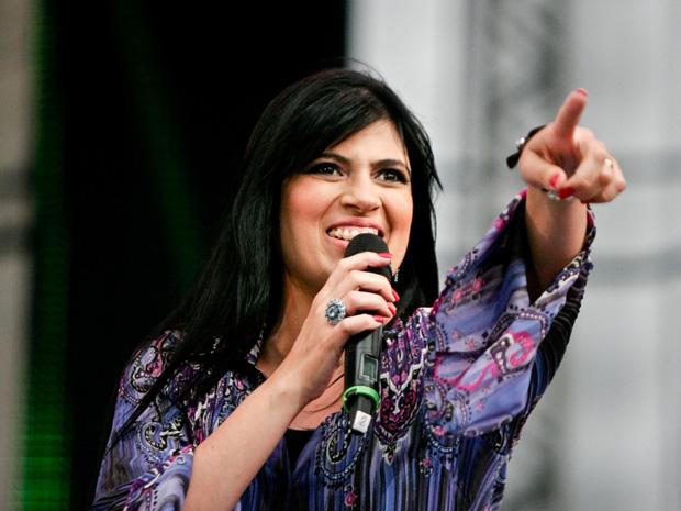 Cantora Fernanda Brum está entre as atrações (Foto: Divulgação / Globo Rio)
