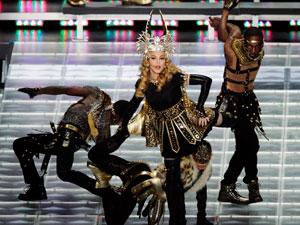 Madonna (Foto: Charlie Riedel/AP)