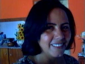 Mulher foi assassinada a facadas em Cuiabá (Foto: Reprodução /TVCA)
