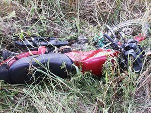 Motociclista morre em colisão na SE 104 entre Riachão e Tobias Barreto (Foto: Reprodução/Lagartense)
