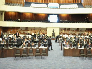 Plenário da Assembleia Legislativa do Paraná (Foto: Sandro Nascimento/Alep)
