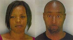 Danielle Dewberry e Amin Jenkins foram vistos fazendo sexo em balanço. (Foto: Divulgação)