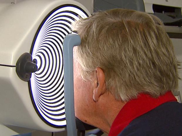Novo ambulatório de oftalmologia da Santa Casa deve diminuir fila de espera (Foto: Reprodução/EPTV)