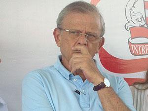 Prefeito Luciano Agra, João Pessoa  (Foto: Jhonathan Oliveira/G1)