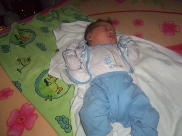 Bebê desaparecido no Pará (Foto: Divulgação / Polícia Civil)