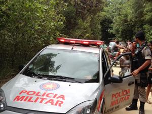 Jovem sequestrado é encontrado morto em mata do Conde, Paraíba (Foto: Walter Paparazzo/G1)
