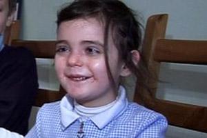 Ciara Paczensky tem epidermólise bolhosa (Foto: BBC)