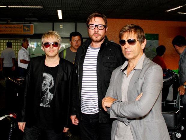 Duran Duran chega ao Brasil 2 (Foto: Divulgação)
