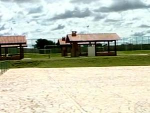 Sest/Senat inaugura unidade em Araxá (Foto: Reprodução/TV Integração)