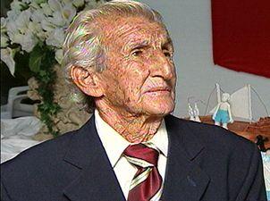 'Zé Peixe' morre aos 85 anos em Aracaju (Foto: Arquivo TV Sergipe)