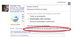 cancelar assinatuRA (Foto: Reprodu&#231;&#227;o)
