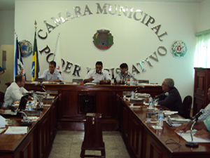 Prefeito de Planura foi cassado por nove votos a zero (Foto: Nil Barros)