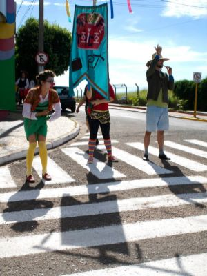 Projeto Jardim Cultural une manifestações artísticas e sustentabilidade. (Foto: Divulgação/ Callil Neto)