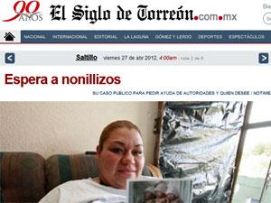 Imagem mostra Karla Vanesa Pérez Castañeda (Foto: Reprodução/El Siglo de Torreon)