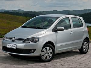 VW Fox BlueMotion ganha recursos 'ecológicos' (Foto: Divulgação)