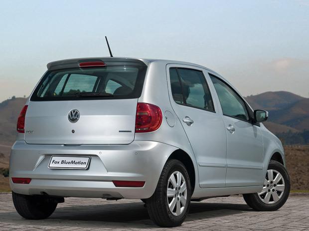 VW Fox BlueMotion tem como proposta economizar em até 10% o consumo de combustível (Foto: Divulgação)