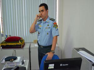 Polícia Militar diz que expulsão de militares depende de documenrto (Foto: Flávio Antunes/G1 SE)