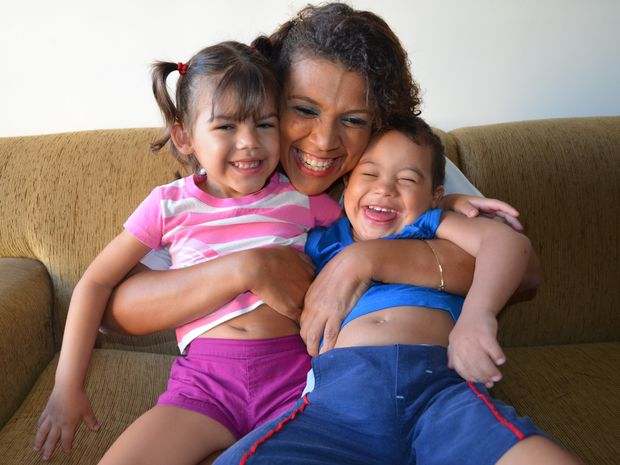 Dia das Mães1 (Foto: Marina Fontenele/G1 SE)