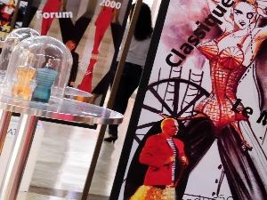'Perfume e Moda' ficará exposta no Goiânia Shopping (Foto: Divulgação)
